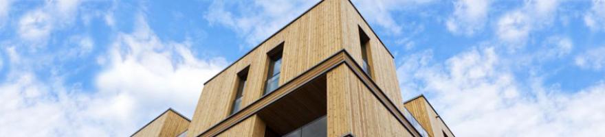 Construcción eficiente con madera